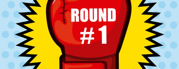 Image result for round 1 boxing